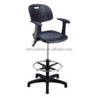 Lab Chair Without Wheels / Lab Adjustable Stool / Computer ...