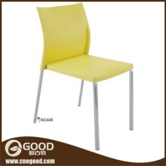 Plastic Chairs With Stainless Steel Legs Nailhead Upholstered Dining Chair Modern Buy