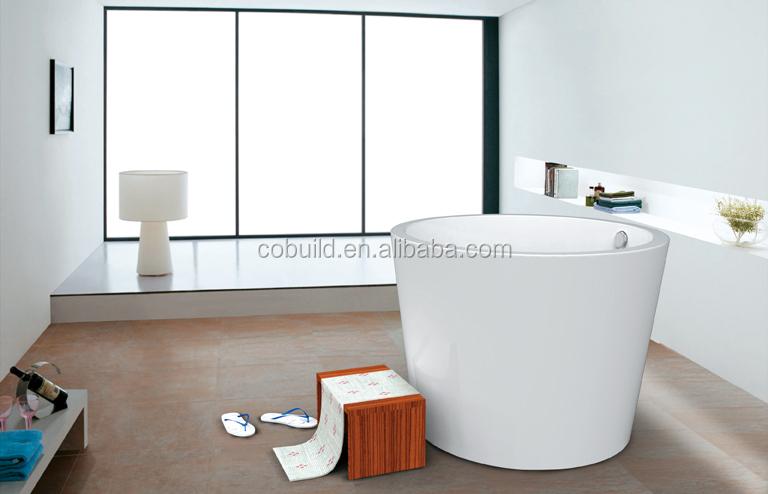 moderne petite haute autoportante en acrylique baignoire ronde k 518 buy petite baignoire product on alibaba com