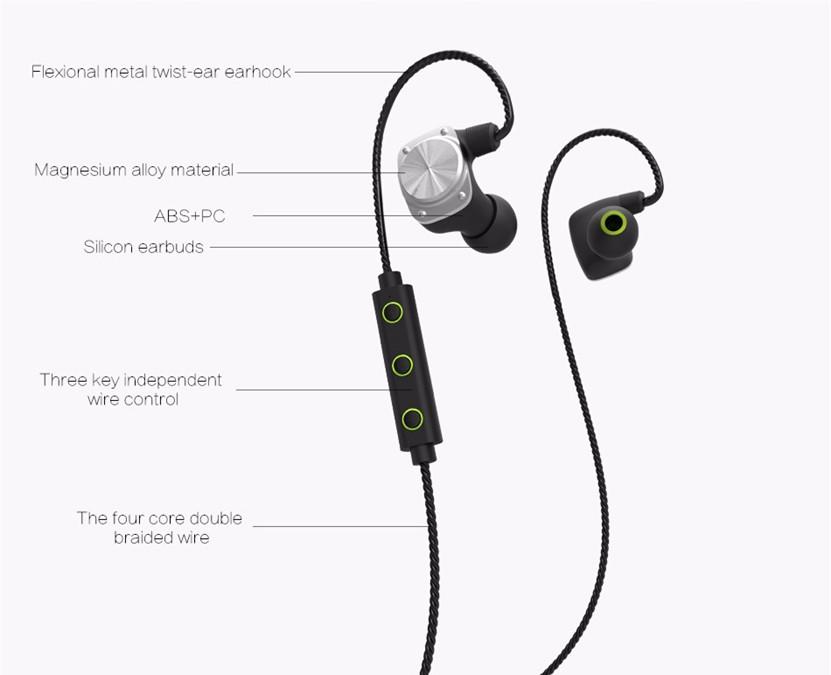 2017 New Original Mifo Wireless Bluetooth Earphone