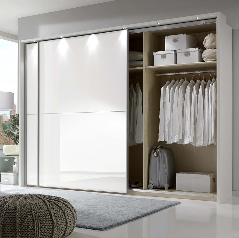 armoire de rangement chambre porte