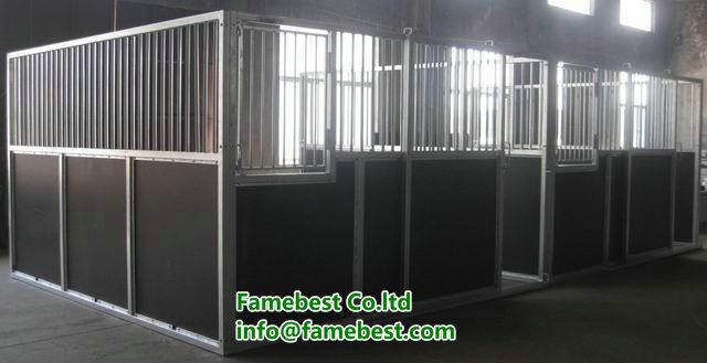 Famebest Factory Supplier Portable Horse Stall Horse
