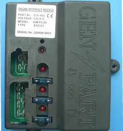 generator parts eim 630 465 engine interface module eim plus engine interface module eim plus [ 834 x 1021 Pixel ]