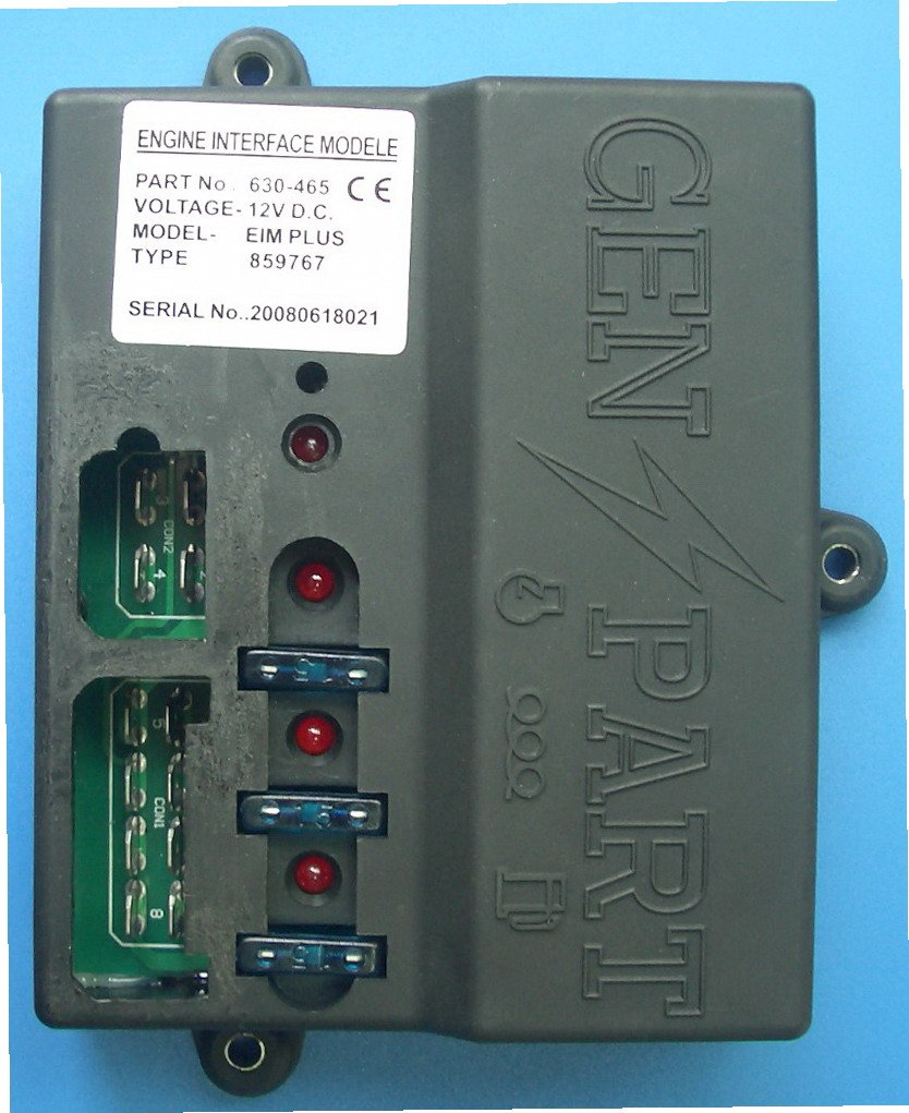 hight resolution of  generator parts eim 630 465 engine interface module eim plus engine interface module eim plus