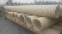 Dn225 Sn8 Pvc Corrugated Plastic Pipe Price - Buy Pvc ...