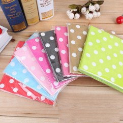 Kitchen Napkins Restoration Decoupage Paper Customized Tissue Napkin Table Cloth