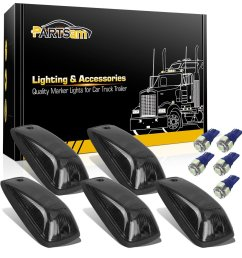 partsam blue led bulbs t10 t5 instrument panel lights gauge cluster bulb repair kit for 1998 1999 2000 dodge dakota [ 1200 x 1200 Pixel ]