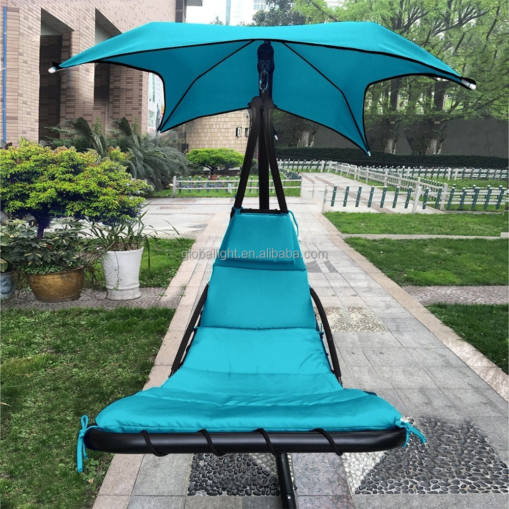 Hanging Patio Chair New Patio Dream Chair Hanging Lounger With Canopy Buy Patio Chair Dream Chair Lounger Chair Product On Alibaba