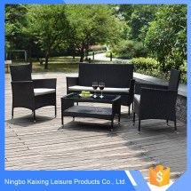 Weather Cheap Outdoor Patio Flat Pack Furniture