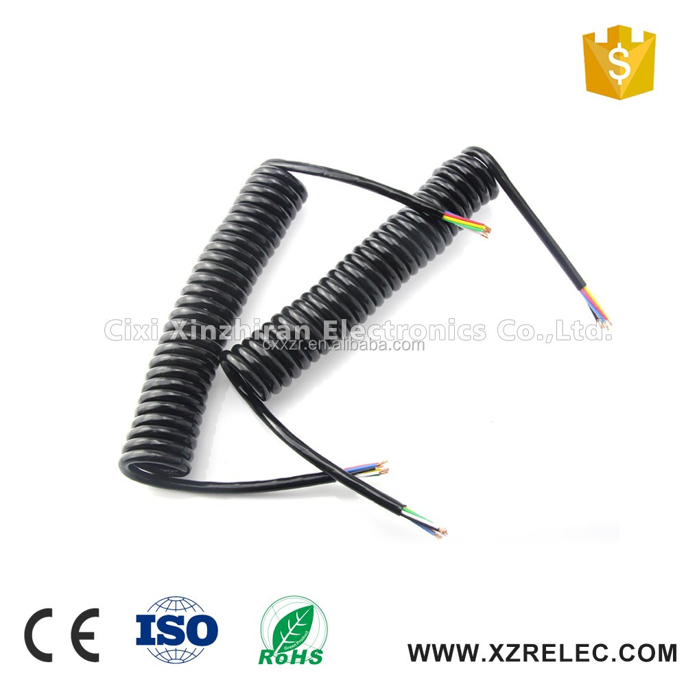 Copper Conductor Pvc Insulated Multi Core Flexible Power
