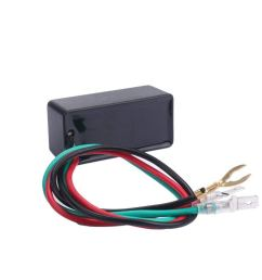 get quotations quaanti motorcycle turn signal light blinker relay 3 pin 12v led turn signal light flasher for [ 1010 x 1010 Pixel ]