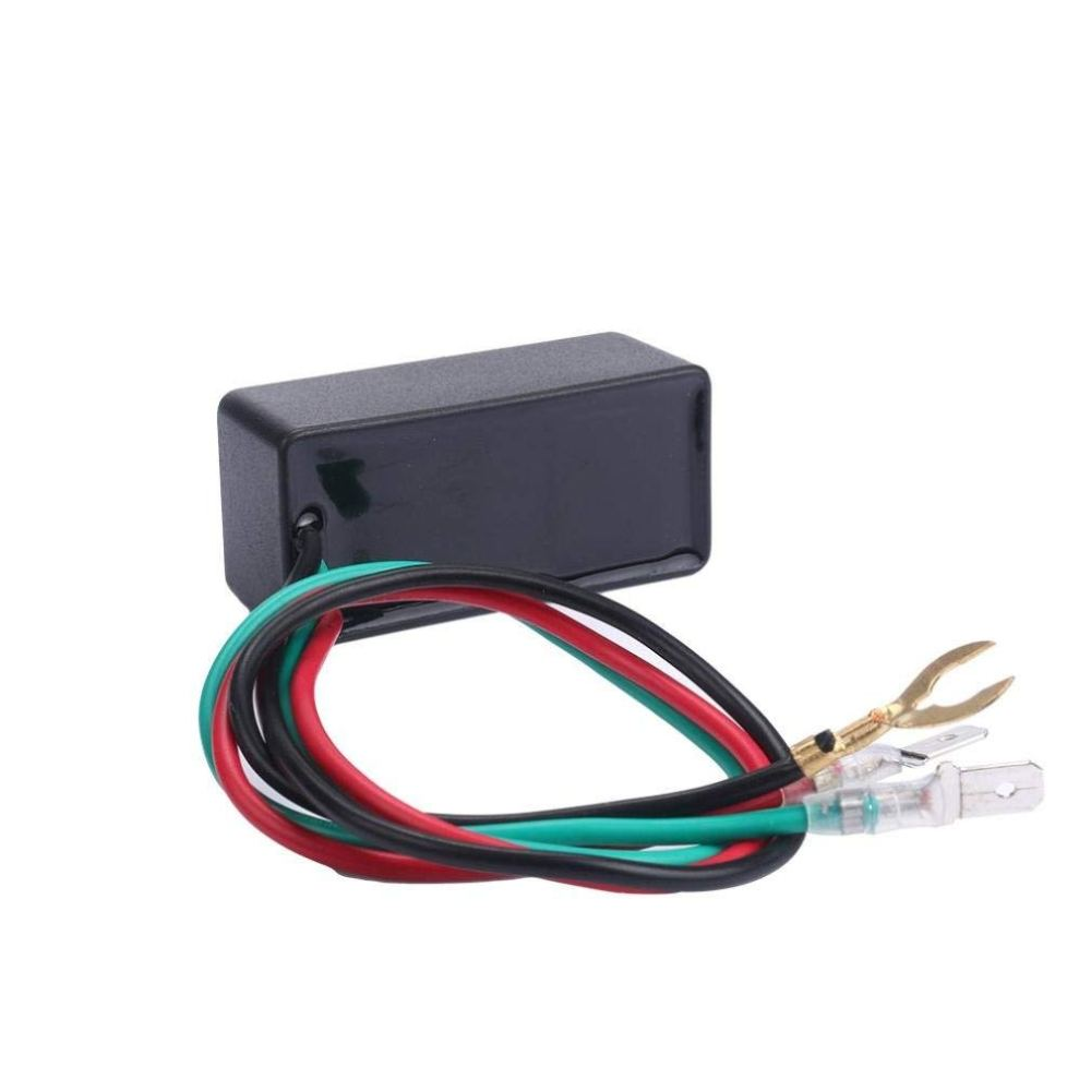 medium resolution of get quotations quaanti motorcycle turn signal light blinker relay 3 pin 12v led turn signal light flasher for