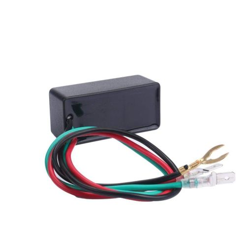 small resolution of get quotations quaanti motorcycle turn signal light blinker relay 3 pin 12v led turn signal light flasher for