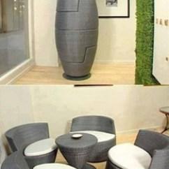 Sofa Lounger Outdoor Extra Large Deep Sofas Rocket European Style Pe Rattan Garden Furniture