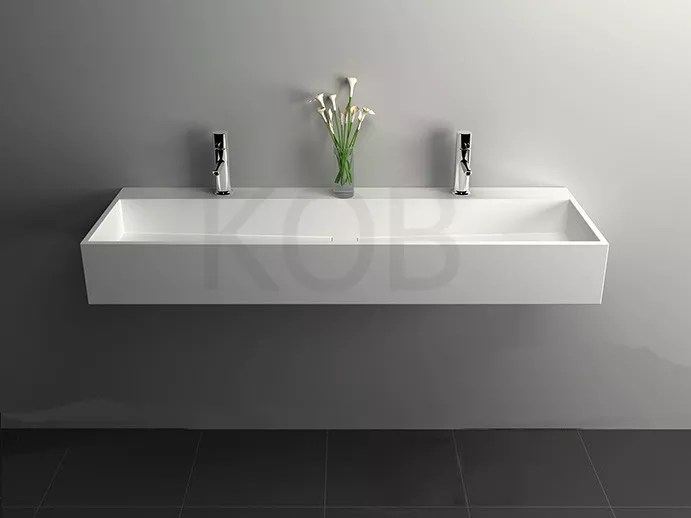 double faucet hole acrylic solid surface commercial sink wall hung sink design buy commercial sink commercial kitchen sinks acrylic bathroom sink