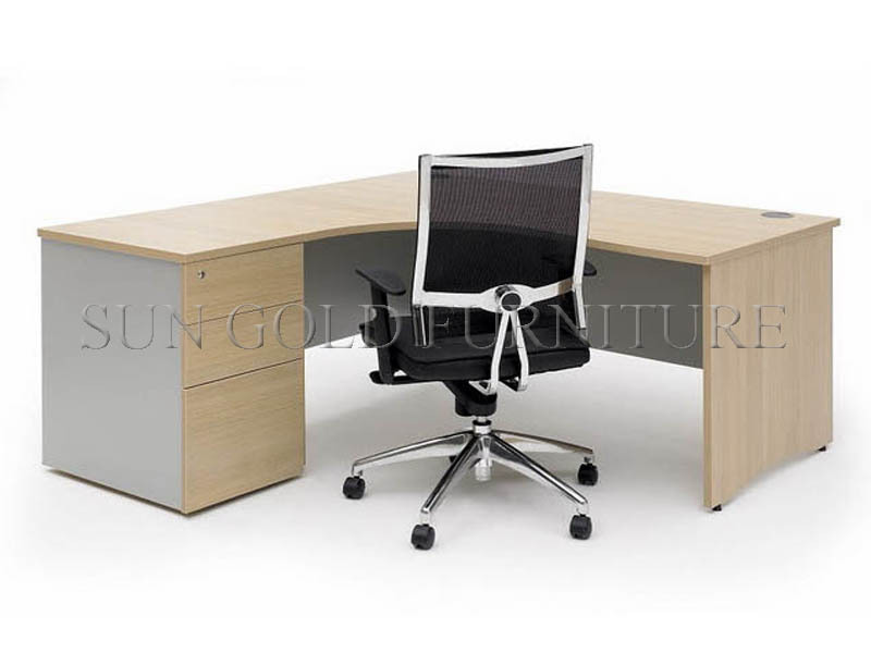 Wholesale L Shape Office Desk Corner Office Table For Used