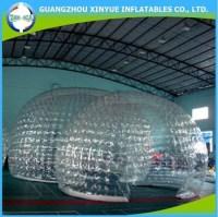 Transparent Plastic Big Tent Clear Bubble Tent For Sale ...