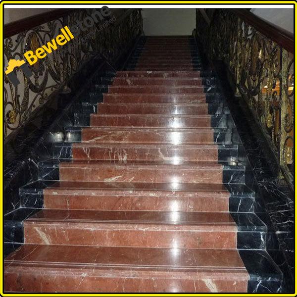Wholesale Marble Tile Stair Nosing,Beige Travertine Tile