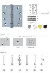 Szd Stainless Steel 304 Heavy Duty Glass Door Hinges - Buy ...