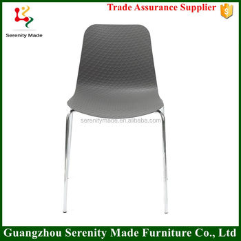 plastic chairs with stainless steel legs tables and for restaurants factory price metal pp cafe chair restaurant