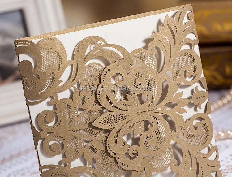 Wedding Invitation Card Making Machine Laser Engraving Cutting