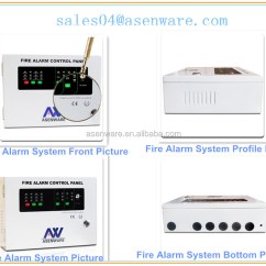 Non Addressable Fire Alarm System Wiring Diagram Land Rover Discovery 2 Stereo Asenware Brand Prices List Of For