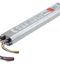 get quotations 17 to 40w fluorescent emergency ballast 1400 initial lumens 1 or 2 lamp  [ 1125 x 897 Pixel ]