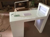 Luxurious Modern Dryer Manicure Nail Table - Buy White ...