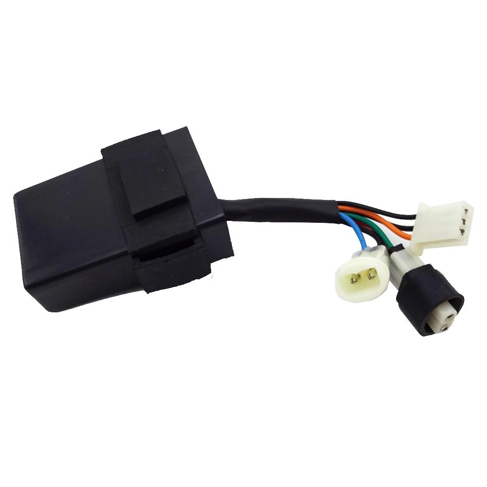hight resolution of tc motor ignition cdi box 7 wires for chinese 250cc engine quad 4 wheeler atv