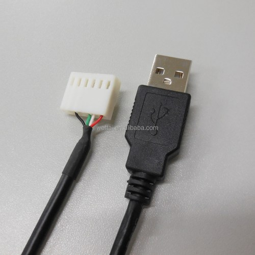 small resolution of usb 2 0 to 5 pin connector wire harness