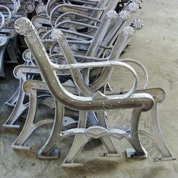 Cast Aluminum Metal Park Bench Leg Buy Bench Leg Cast