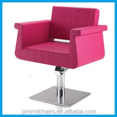 Pink Salon Styling Chair Painting Metal Chairs Hot Jx980a Buy Portable