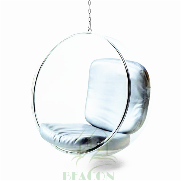 Replica Clear Acrylic Hanging Bubble Chair  Buy Clear