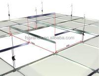 T Bar Aluminum Suspended Ceiling Grid - Buy Suspended ...