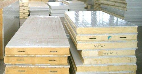 Commerciale chambre froide isolation panneaux de haute qualitChambre froideID de produit