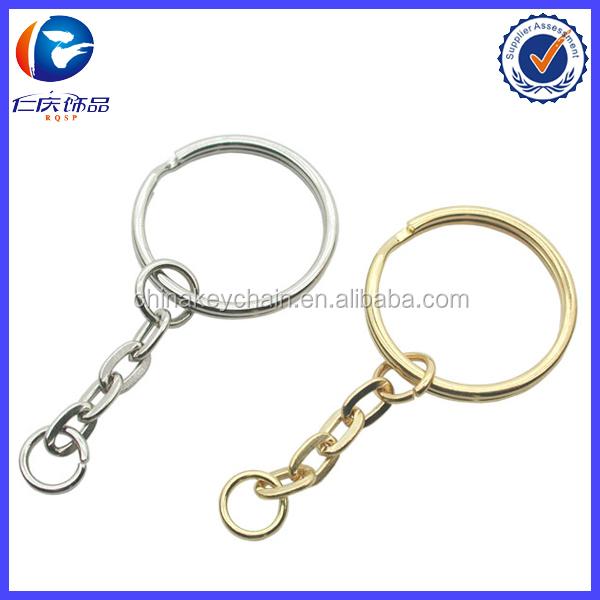Factory Wholesale Nice Split Key Ring