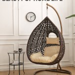 Patio Furniture Outdoor Furniture Hanging Nest Swing Basket Swing Egg Swing Chair With Cushion And Stand Seat For Balcony Buy Living Room Swing Rattan Egg Chair Hanging Egg Chair With Stand Swing Rattan
