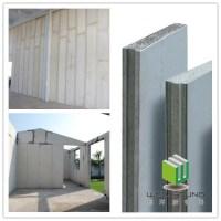 Lightweight Easy Installation Eps Concrete Sandwich Wall ...
