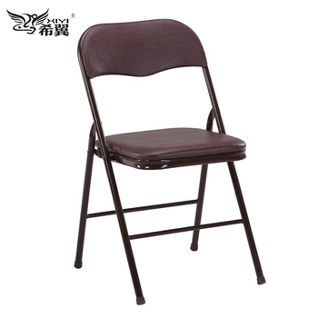 folding chair india best fabric for dining chairs used wedding with cushions buy