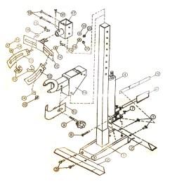 2 ton pneumatic hydraulic strut coil spring compressor s t60 [ 993 x 1073 Pixel ]