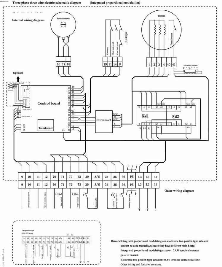 [DIAGRAM] Honeywell Actuator Wiring Diagram FULL Version