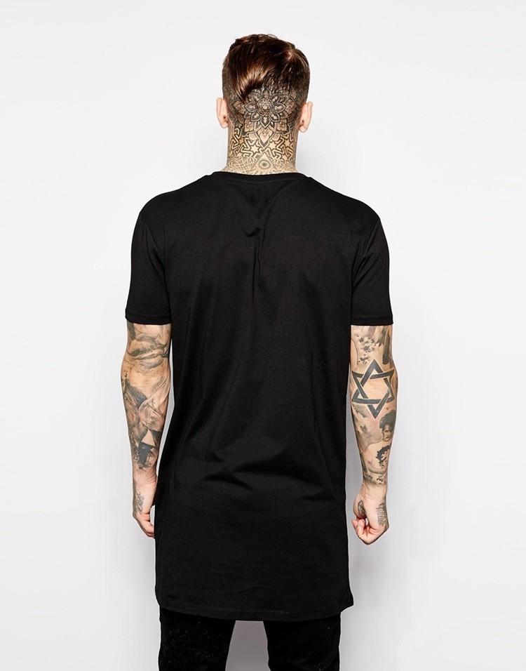Shirts T Blank Pocket Wholesale