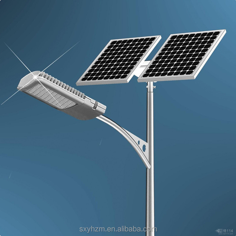 Solar Led Street Light System Schematic Diagram