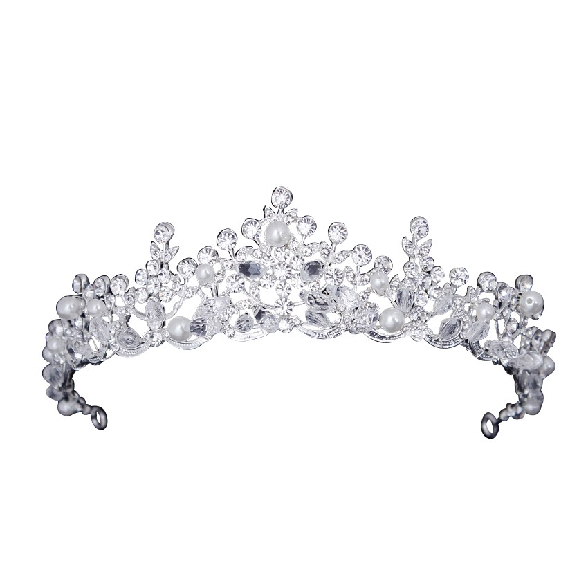 Wholesale Bridal Hair Accessories Brand Jewelry Pearl
