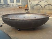 Alibaba China Supplier Fire Pit Garden Steel Fire Pit Bowl ...
