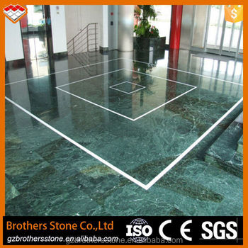 Best Selling India Green Marble Stone Good Color Design