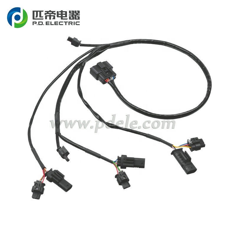 Custom Cable Assembly Wiring Harness/ Automotive Wire
