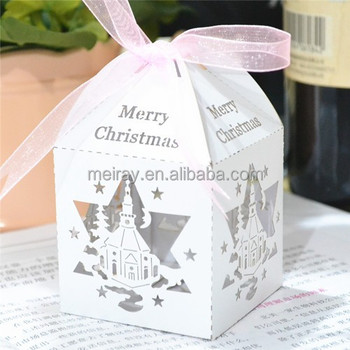 Gift Boxes For Christmas Ornaments