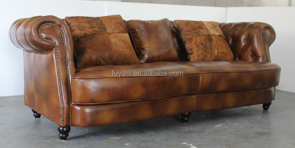 long sofas leather how do you make a sleeper sofa comfortable living room button hotel furniture in poland turkish style yh