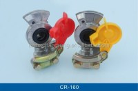 Automatic Trailer Brake Air Hose Coupling Gladhands - Buy ...